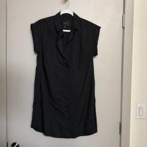 Jcrew cotton shirt dress
